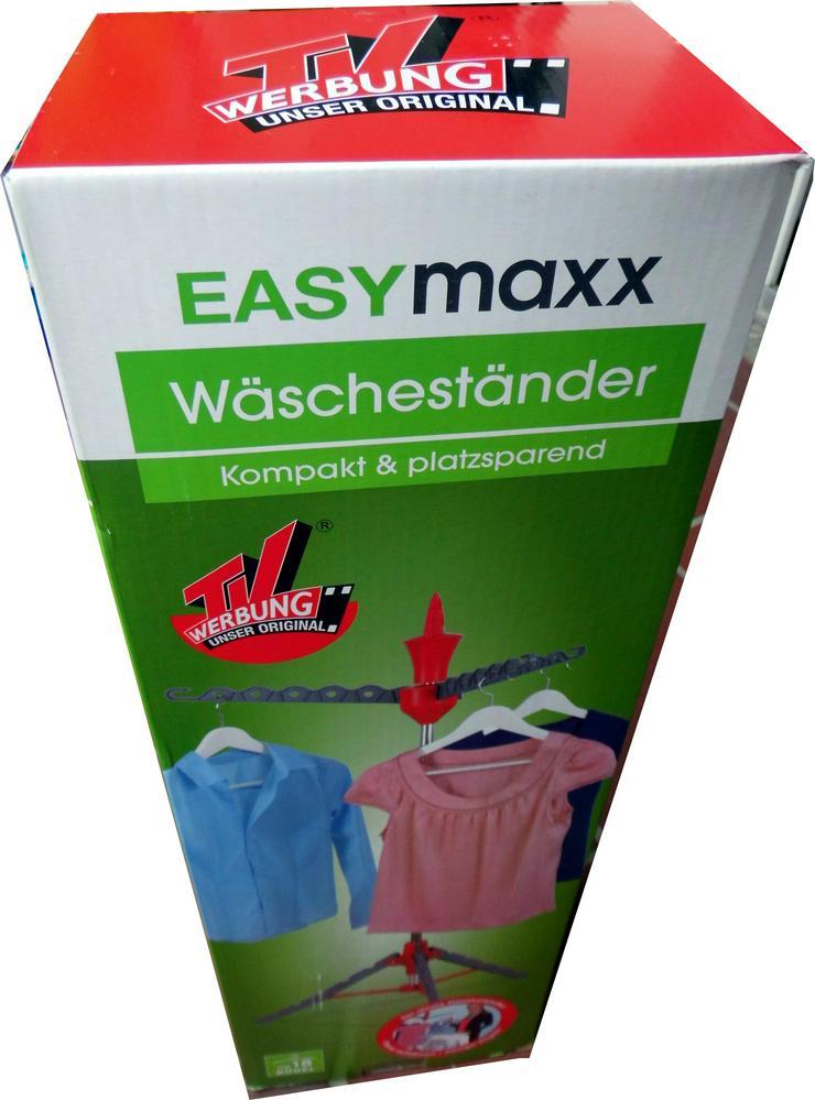 EASY MAXX Wäscheständer klappbar OVP unbenutzt