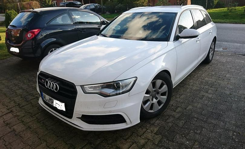 Audi A6 avant 4G Dringend