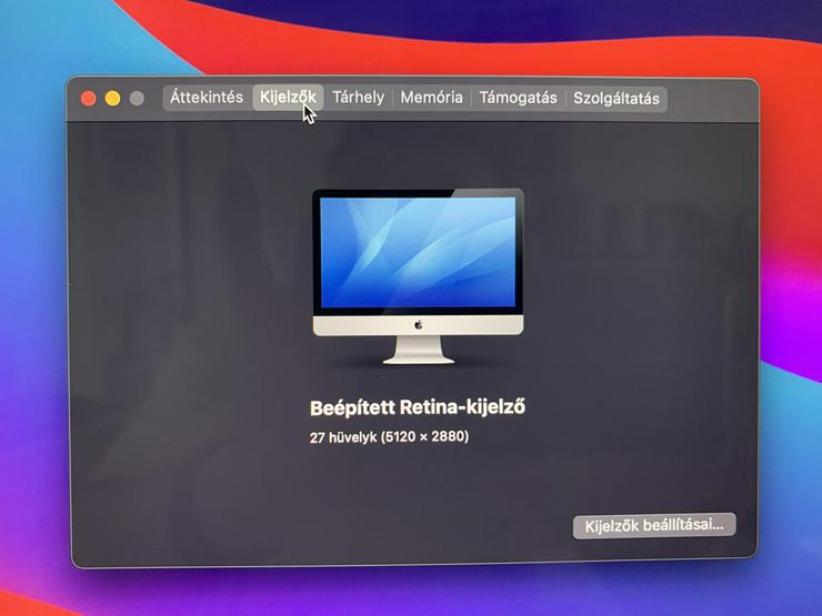 Bild 6: iMac 27 Zoll Retina 5K 2017 zu verkaufen