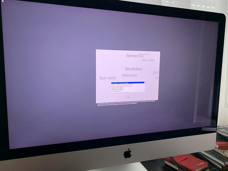 iMac 27 Zoll Retina 5K 2017 zu verkaufen