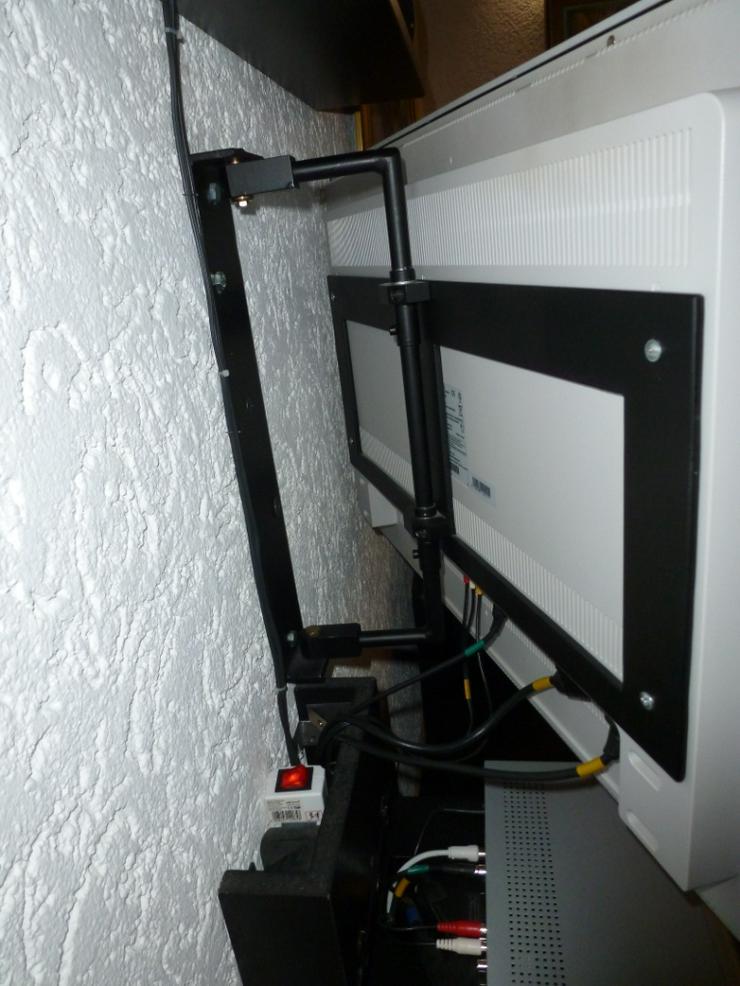 Bild 5: Thomson LCD Flachbildfernseher inkl. Wandhalterung