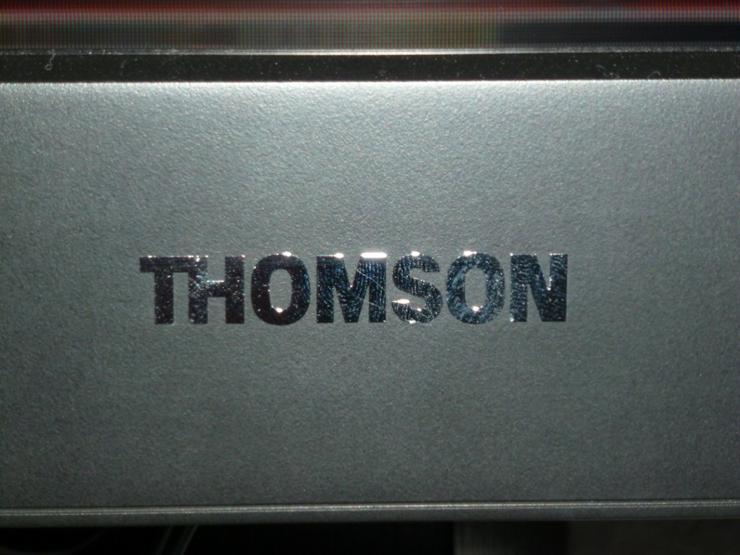 Bild 4: Thomson LCD Flachbildfernseher inkl. Wandhalterung
