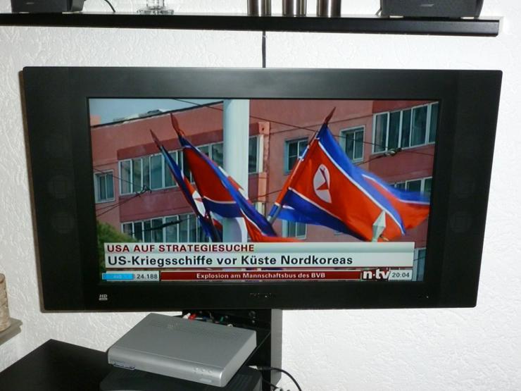 Bild 2: Thomson LCD Flachbildfernseher inkl. Wandhalterung