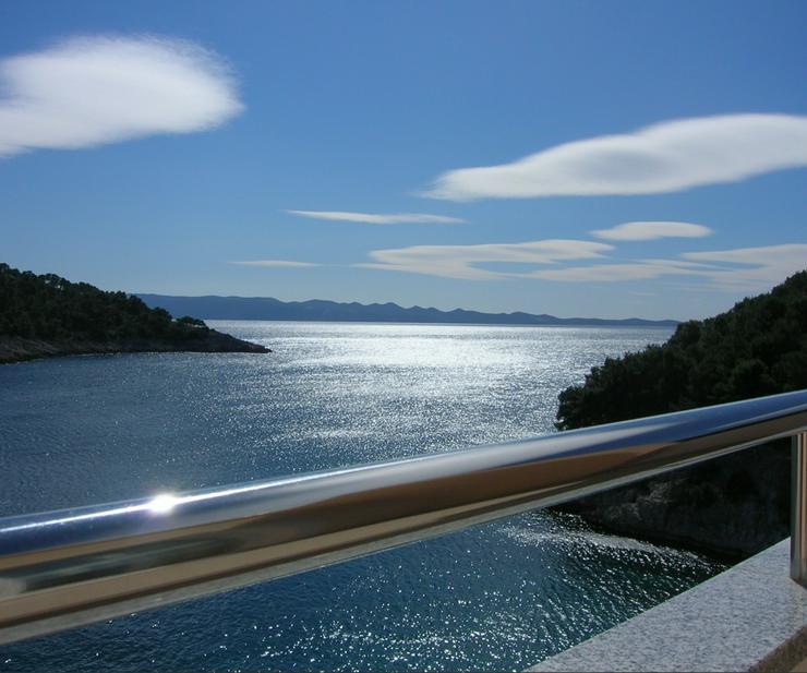 FeWo für 4  mit privater Dachterrasse in Kroatien