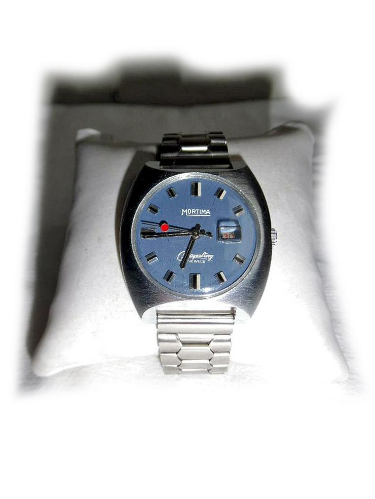 Seltene Armbanduhr von Mortima