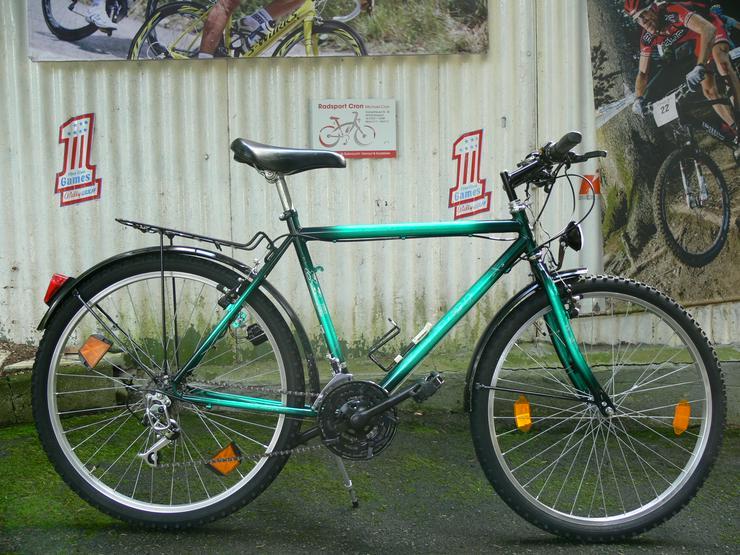 Jugend - Fahrrad von ESPERIA, mit 18 Gang von SHIMANO - SIS