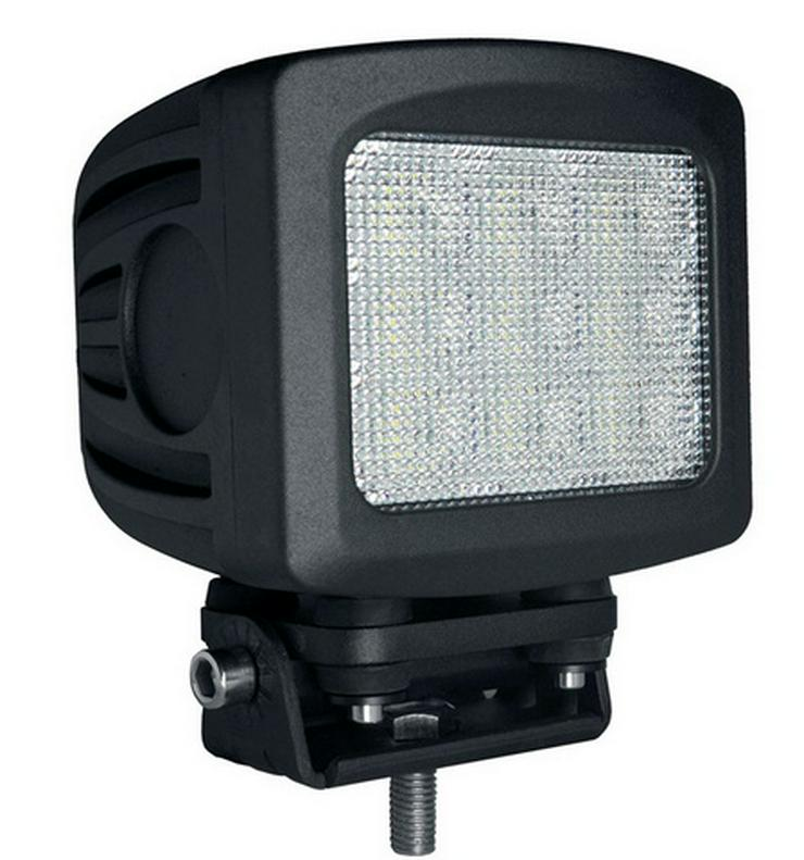 2 x 90 WATT CREE LED Arbeitsscheinwerfer, Serie SIRIUS 90 W, Flood