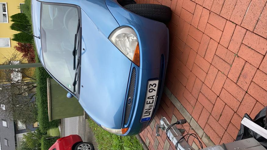Verkaufe meinen Ford Ka