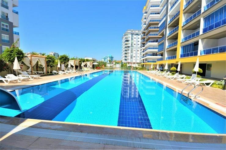 Türkei, Alanya. 3 Zi. Wohnung, Residenz mit allem Komfort. 502