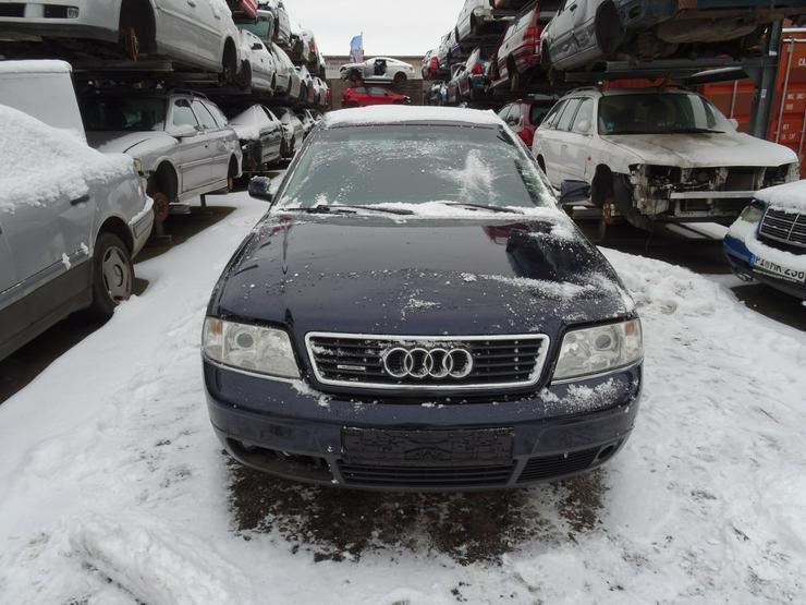 Schlachtfest Audi A6    210019