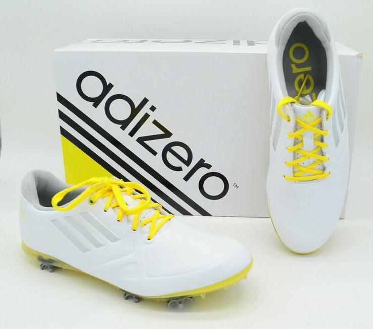 Adidas- adizero W Damen Golf Schuhe Gr.38 - Größe 38 - Bild 1