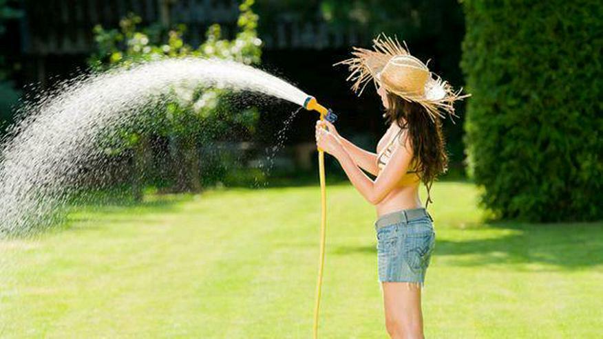 Bild 2: Brunnen bohren für Gartenbewässerung