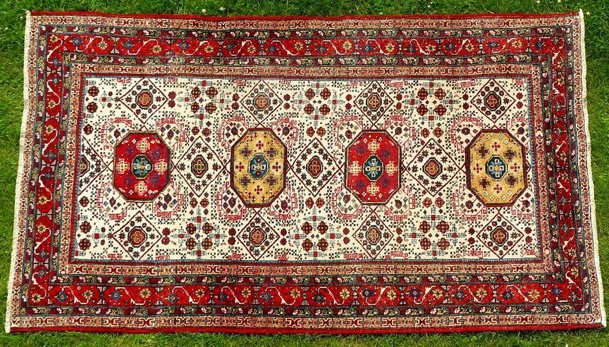 Orientteppich Ardebil 285x168 antik (T118)