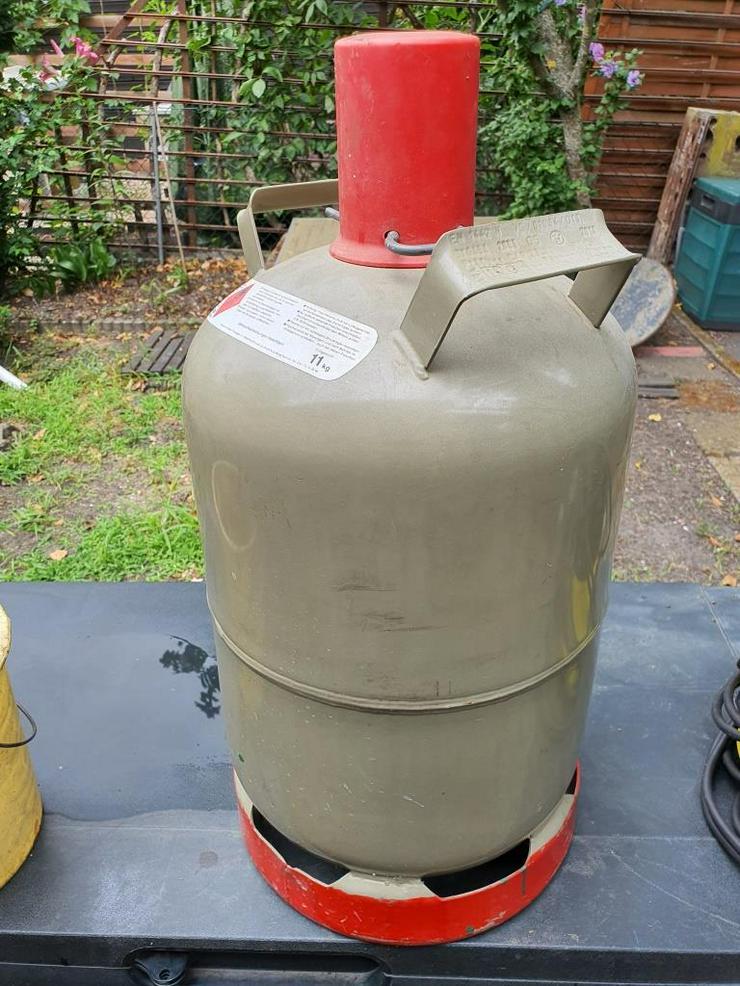 Gasflasche 11kg Eigentumsflasche,gas,flüssiggas,propan,flüssig,camping-gasflasche
