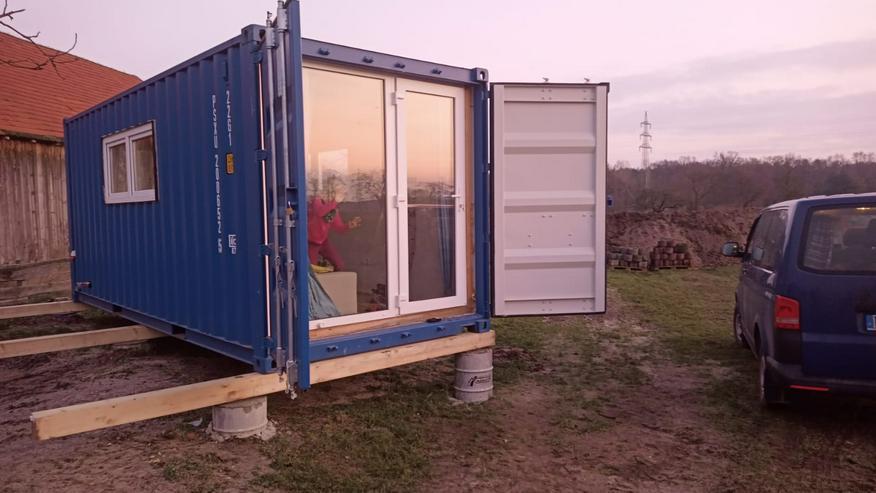 Tinyhouse, Containerhaus, Mobilheim