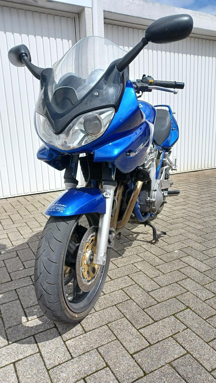 Bild 2: Suzuki Bandit GSF 600 S Motorrad