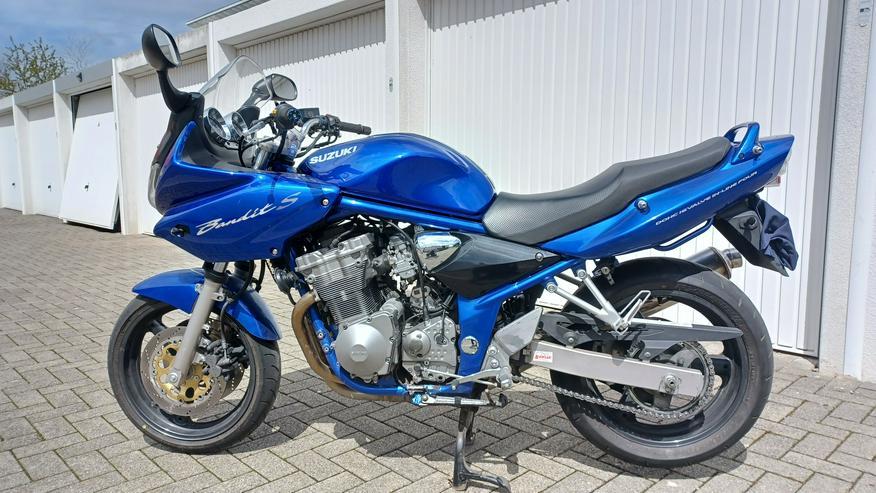 Suzuki Bandit GSF 600 S Motorrad