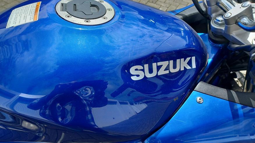 Bild 5: Suzuki Bandit GSF 600 S Motorrad