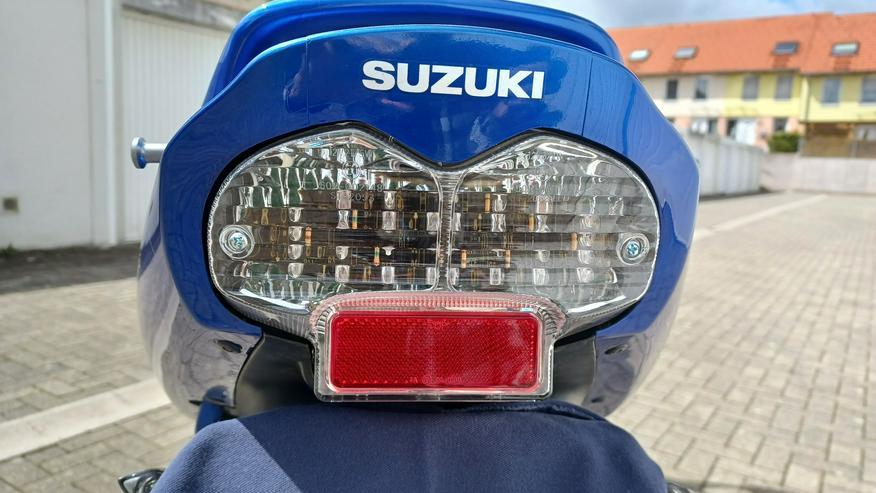 Bild 4: Suzuki Bandit GSF 600 S Motorrad