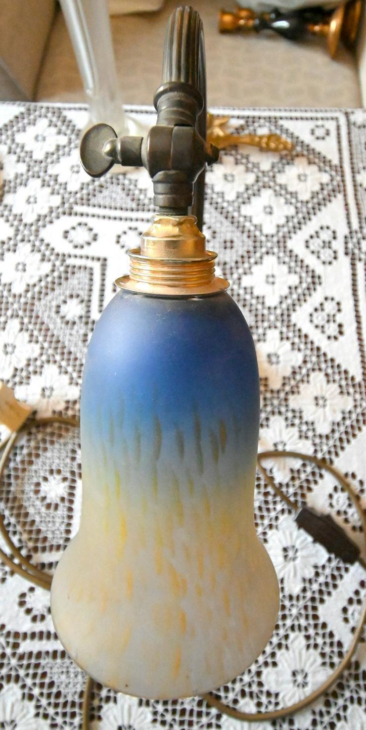 Bild 5: Jugendstiel-Tischlampe