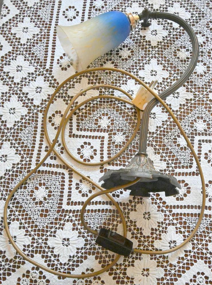 Jugendstiel-Tischlampe - Weitere - Bild 1