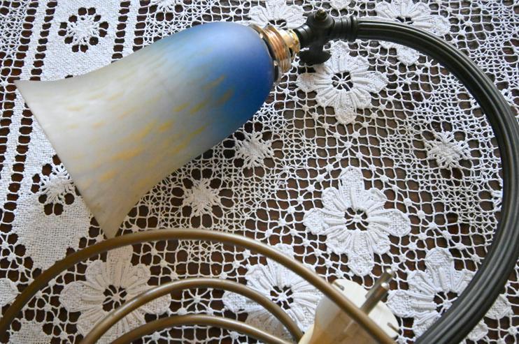 Bild 2: Jugendstiel-Tischlampe