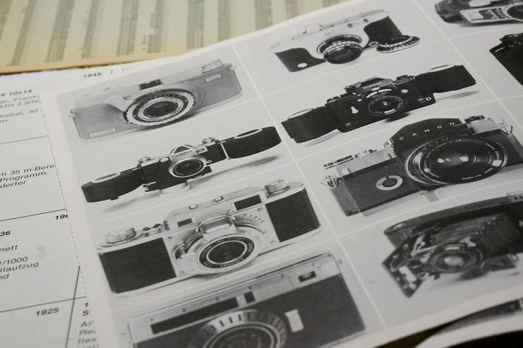 Bild 5: Photographie  Katalog  Museum Berlin 1839-1979