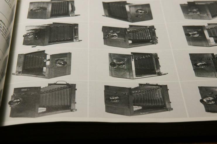 Bild 3: Photographie  Katalog  Museum Berlin 1839-1979