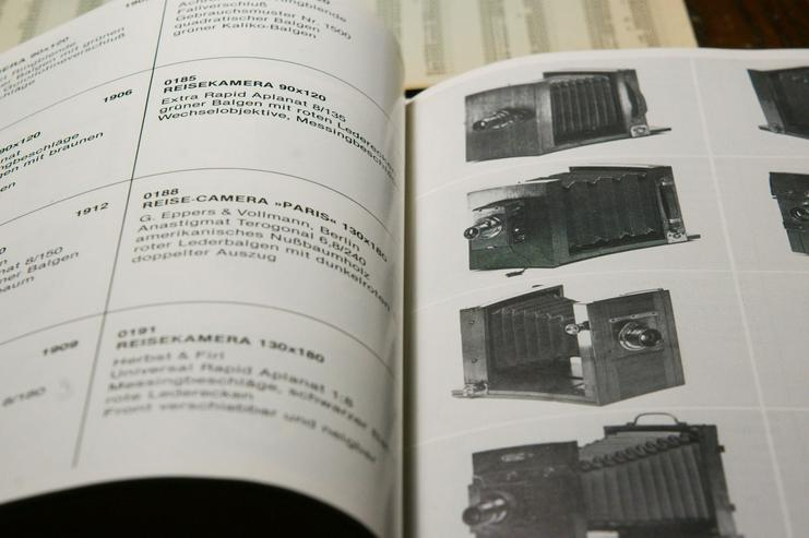 Photographie  Katalog  Museum Berlin 1839-1979 - Analoge Kompaktkameras - Bild 4