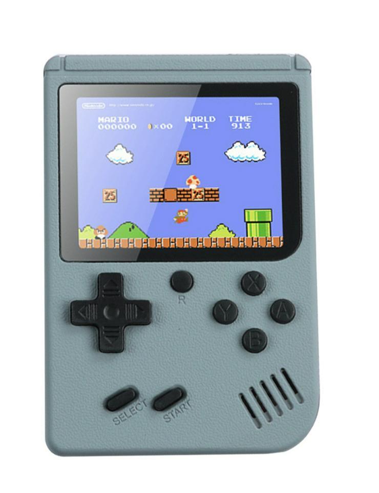 Game Box Plus Handheld inkl 500 Spiele NEU