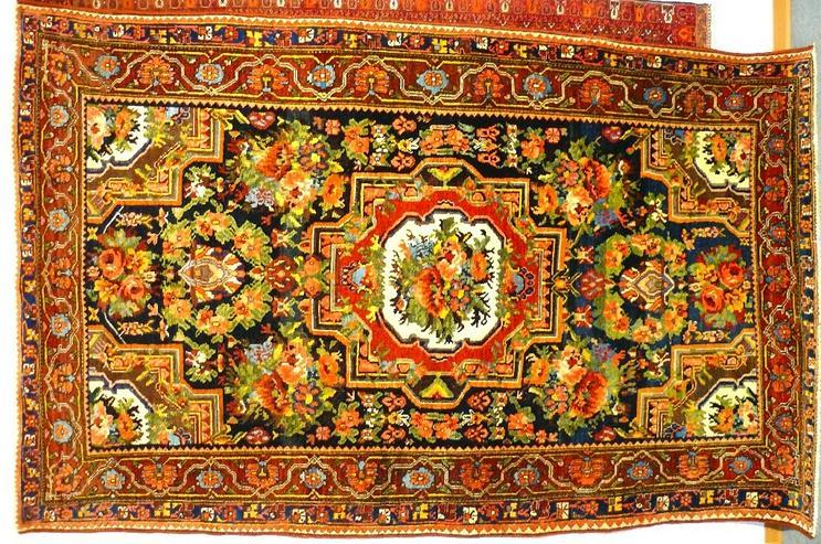 Orientteppich Faradombeh 260x161 antik (T075)