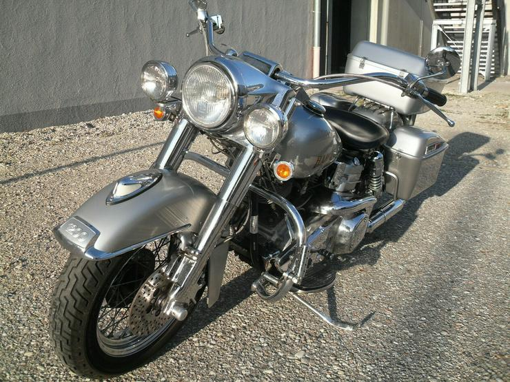 Harley Davidson Electra Glide Shovelhead