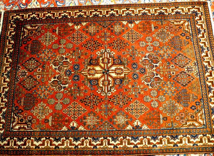 Orientteppich Keschan 154x106 antik (T109)