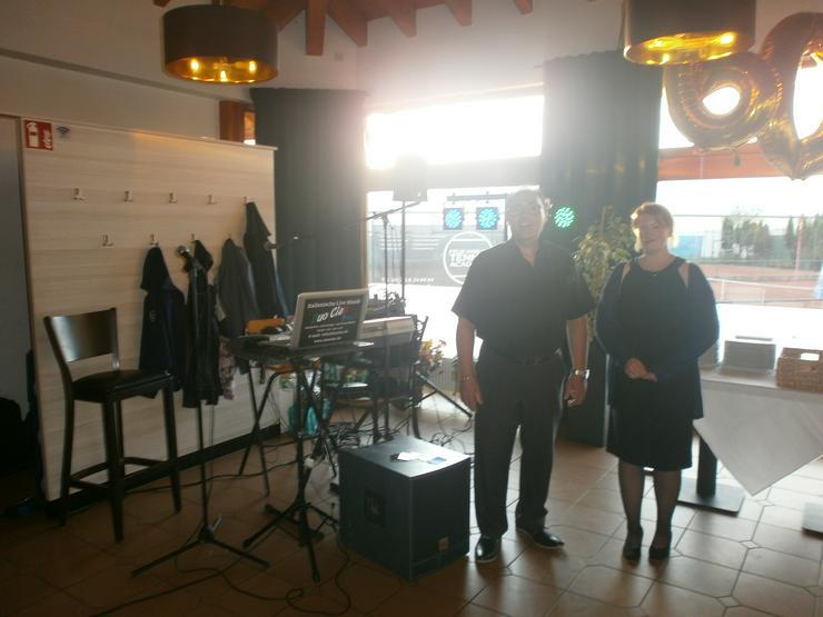 iTALIENISCHE LIVE MUSIK DUO CIAO HOCHZEIT GEBURSTAG BAND - Musik, Foto & Kunst - Bild 1