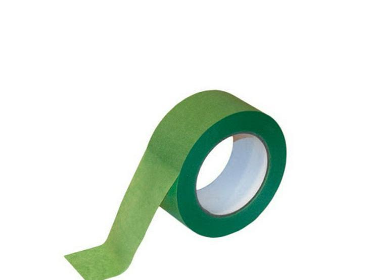 Feinkreppband grün 38mm x 50m
