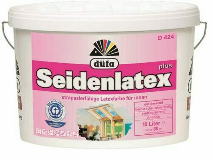 Wandfarbe Seidenlatex plus D424 10 Liter Angebot