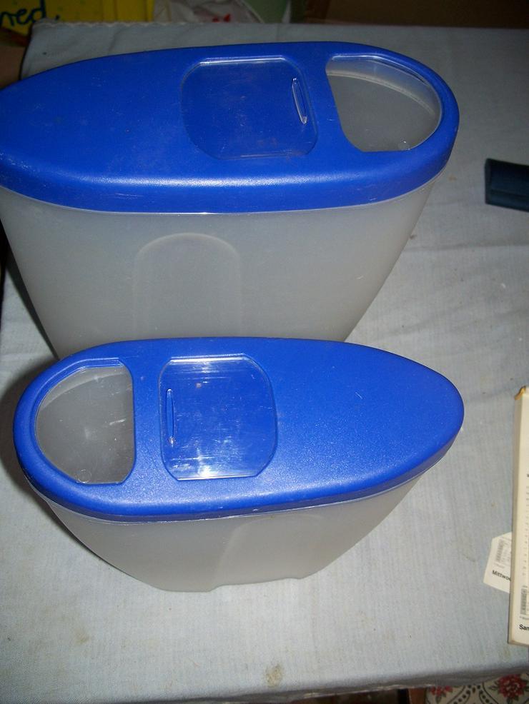 Vorratsdosen mit Schüttöffnung