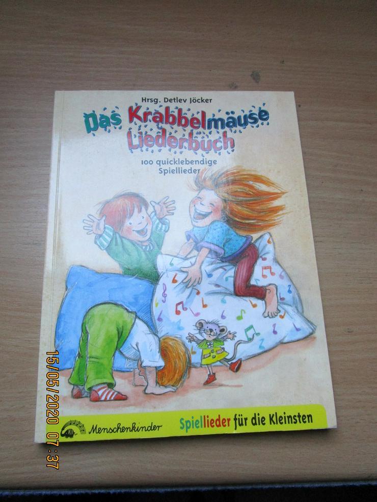 Krabbelmäuse Liederbuch