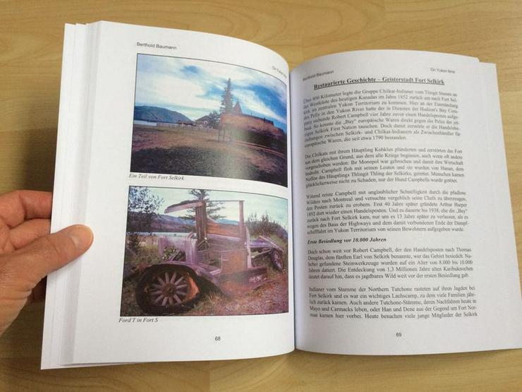 Bild 5: Buch - On Yukon time Teil VII - UNGELESEN