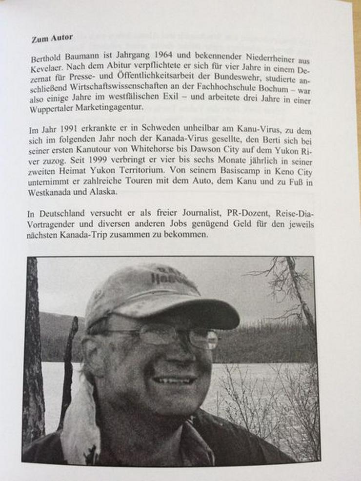 Bild 6: Buch - On Yukon time Teil VII - UNGELESEN