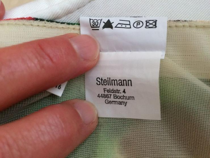 Bild 9: UNGETRAGEN Sommerrock Gr. 42 von Steilmann