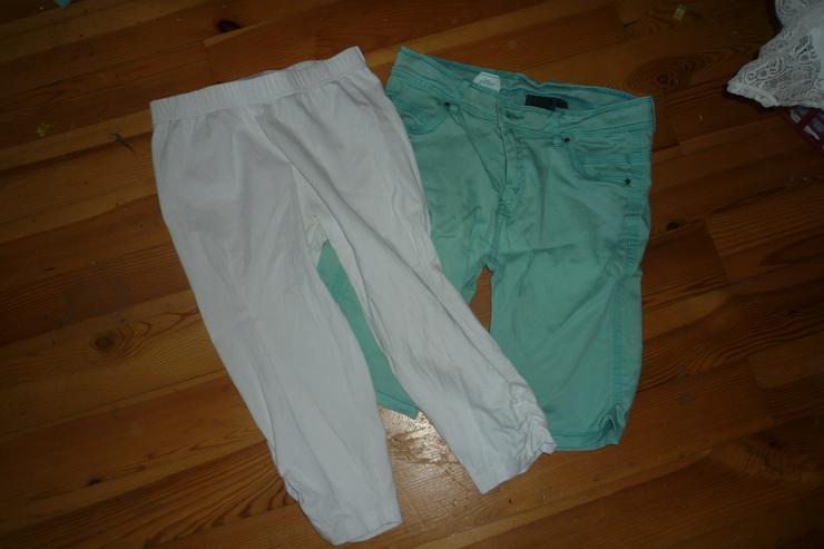 Leggings und Shorts - Größen 146-158 - Bild 1