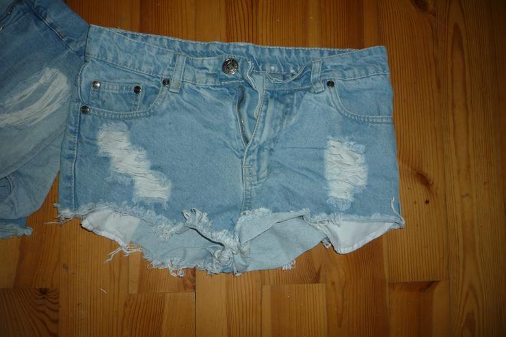 3 Shorts Gr. 152/158 - Größen 146-158 - Bild 2