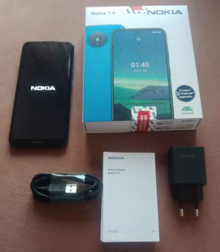 Nokia 1,4 Dual - SIM - Smartphone