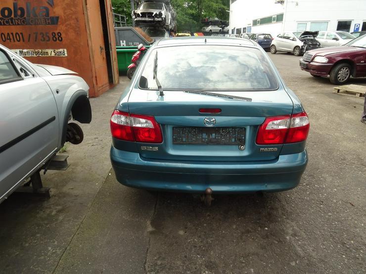 Bild 5: Schlachtfest Mazda 626 210071