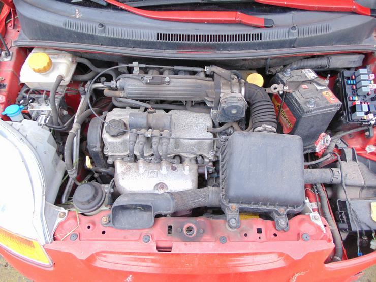 Bild 3: Schlachtfest Chevrolet Matiz 210084