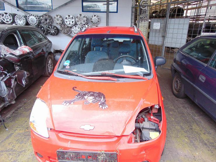 Schlachtfest Chevrolet Matiz 210084 - Weitere - Bild 1