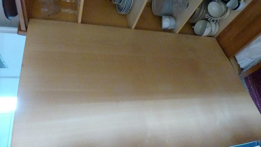 Bild 6: Set: Geschirrschrank und Sideboard, Kirschbaum mit Ahornfronten