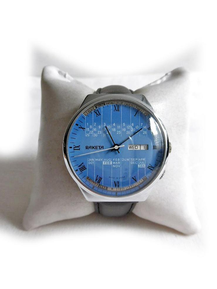 Raketa Armbanduhr