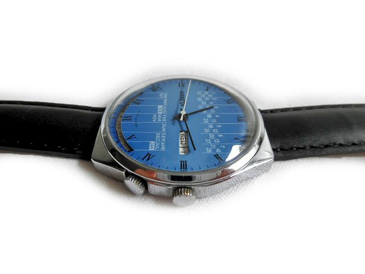 Bild 3: Raketa Armbanduhr